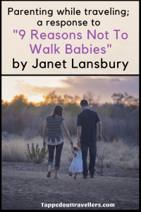 It is easy to get caught up in the moment and want to help baby to walk. Check out what this expert has to say about helping baby walk and why you need to stop. Our response to her article and why we think it's so important. #babytips #parenting #toddler