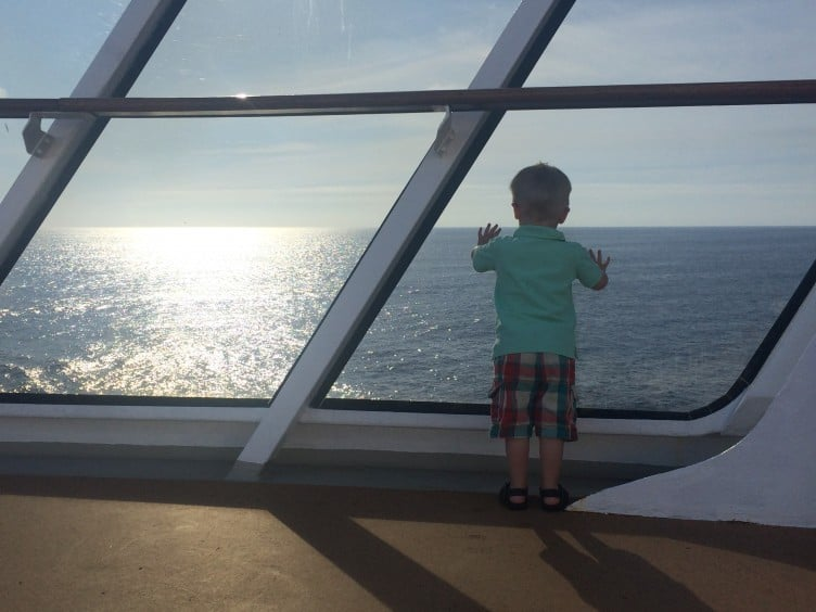 Booking a Cruise With Baby or toddler can be scary. It is 100% possible and you will have a great time, just check out these tips