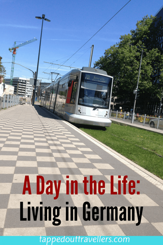 Day in the life; Living in Germany. The minute differences that one experiences when moving to Germany from North America and how to overcome. Expat. OutCan.
