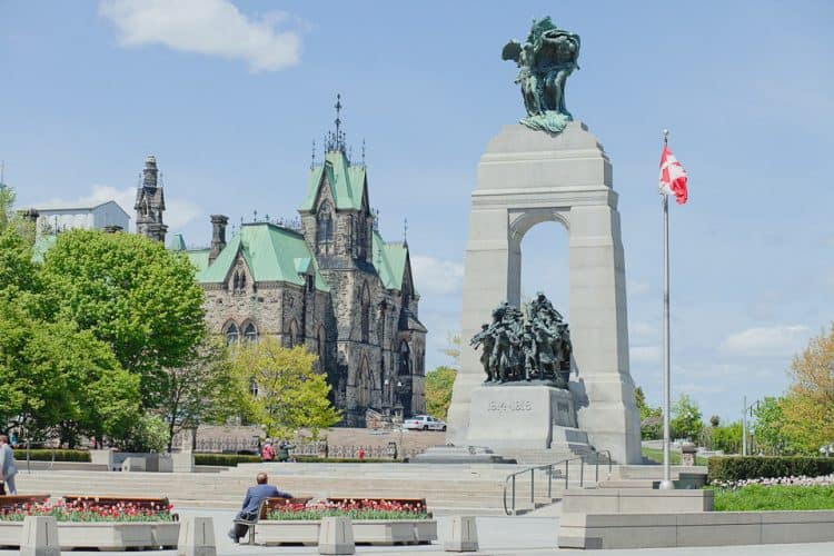 Ottawa, Canada. Our Nations capital. Follow award winning photographer