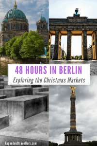 Exploring Berlin with kids, as a family of 9. 48 hours in Berlin while we explore the Christmas markets. #berlinwithkids #berlin #germany #christmasmarkets
