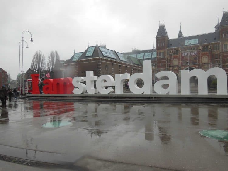 There are several options for day trips from Amsterdam by train, we have done 3 in 4 days and we couldn't have asked for a better itinerary.