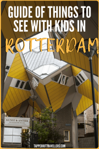From taking a boat tour to visiting museums and eating great food, there are lots of fun things to do in Rotterdam, Netherlands. | Top 10 things to do in Rotterdam with kids | Rotterdam Netherlands | Rotterdam things to do