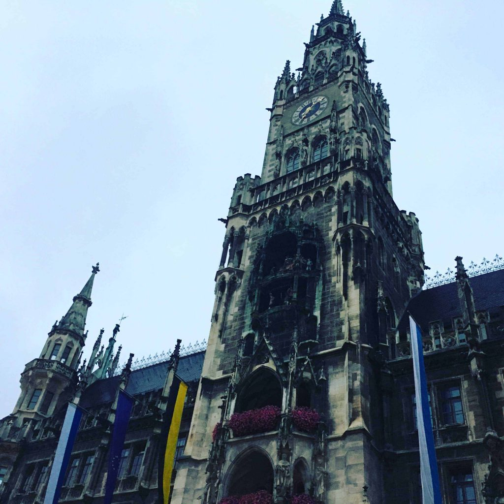 Being in Munich for 72 hours, including a full day trip and Oktoberfest doesn't leave much time to explore the city. This was my attempt to see it all