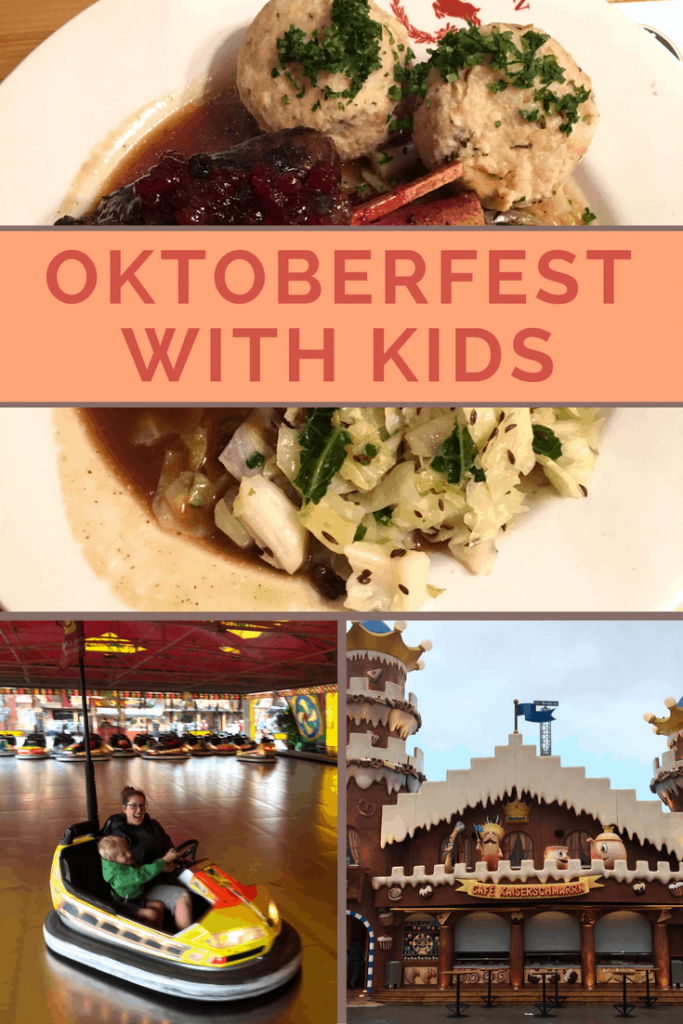 Oktoberfest with kids | Oktoberfest in Munich, Germany--the world's largest and most awesome beer festival.