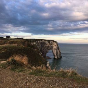 Cliffs of Etretat - Normandy road trip