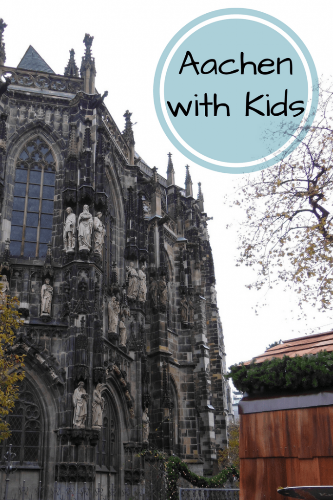 Our Day Trip to Aachen, Germany with Kids