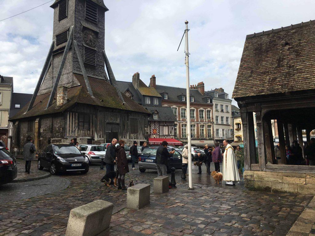 Honfleur - Normandy road trip