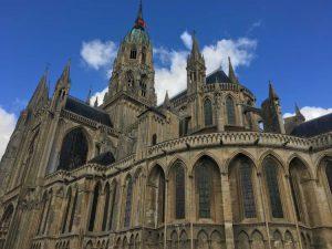 Normandy road trip