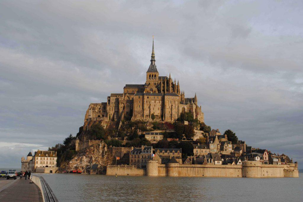 Mont St Michel - Normandy road trip