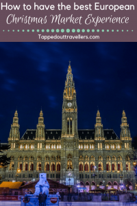 10 tips for a Magical Christmas Markets in Europe experience. #christmas #travel #christkindlmarkt #christmasmarkets #europe