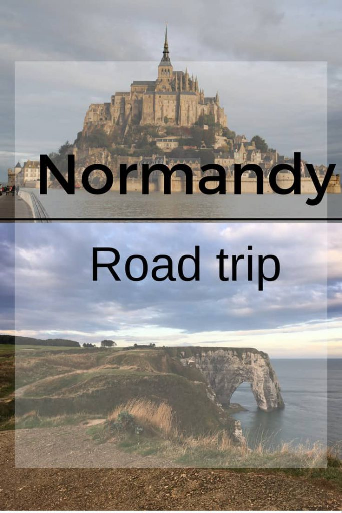 A Normandy road trip takes much planning, and even more patience when you travel with kids. This itinerary will help get you on the road...