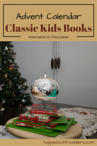 Classic books | Advent Calendar alternatives | Books for kids |
