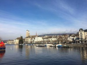 Touring a new city on your own is never easy when everything is so spread out. The Zurich walking tour is a great way to get your bearings