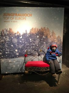 Visiting Jungfraujoch with kids doesn't have to be scary or stressful. These few tips, and detailed guide, will answer all of your questions before arrival