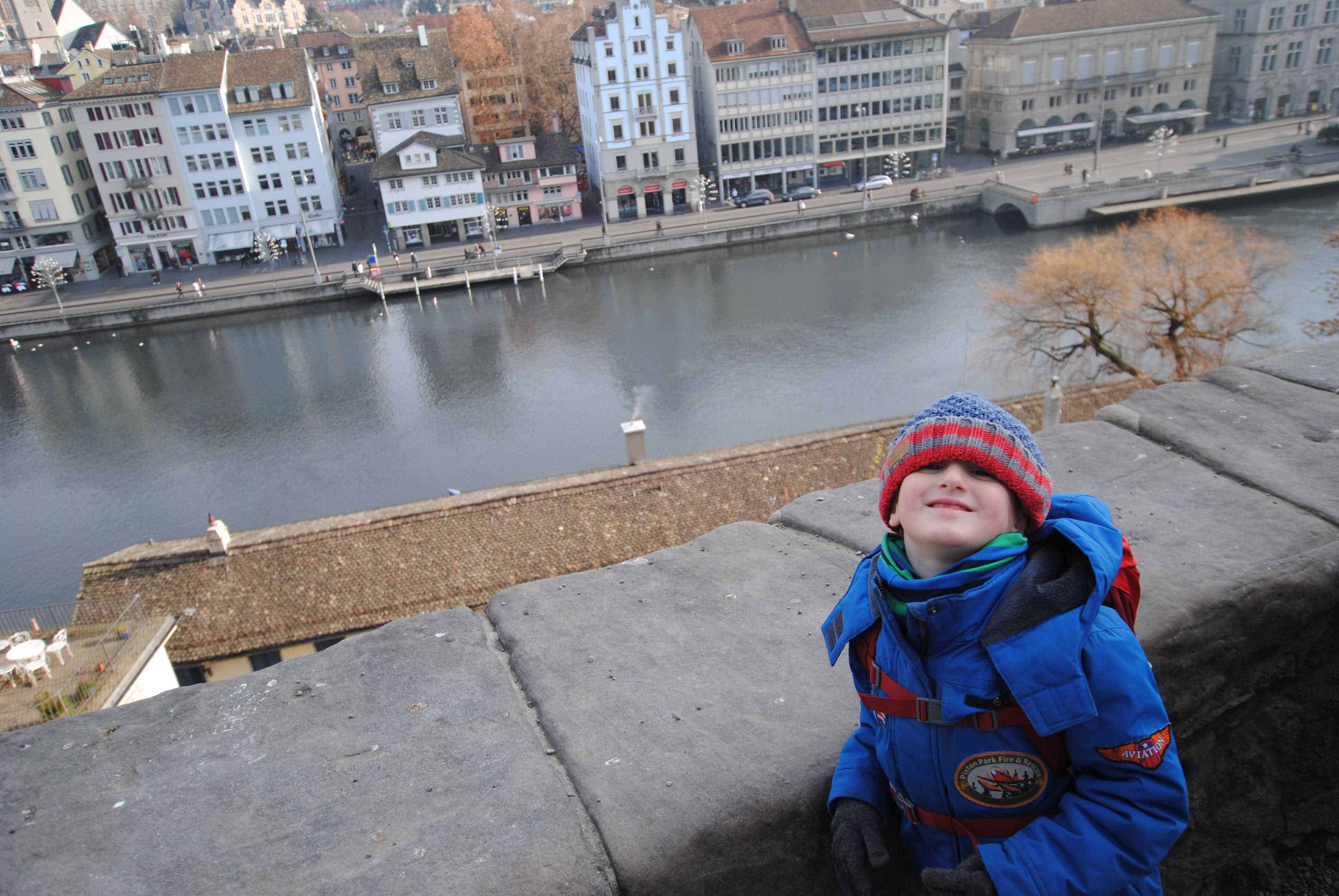 Touring a new city on your own is never easy when everything is so spread out. The Zurich walking tour is a great way to get your barings