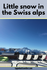 little snow in the swiss alps   Switzerland with kids   Switzerland for Christmas   Switzerland in winter   Family Travel   Travel with kids