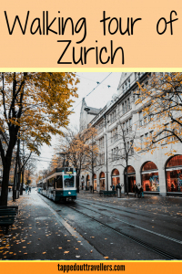 Walking tour of Zurich | Switzerland with kids  | Switzerland for Christmas | Switzerland in winter | Family Travel | Travel with kids
