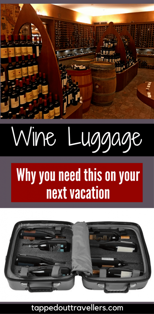 Travel with a new collection of beautiful wine? Protect your wine investment with FlyWithWine and the VinGardeValise wine carrier.
