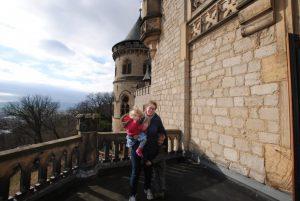 Journey to Marienburg Castle Lower Saxony, Germany