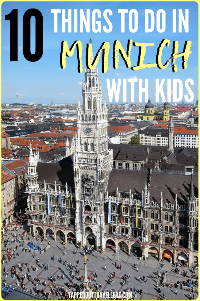 There are plenty of things to do in Munich with kids, from public pools and markets, to museums and a zoo, everyone will be entertained.