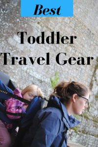 Toddler Travel Gear In order to be considered the Best Toddler Travel Gear, it needs to satisfy a few categories; small, light weight, long-lasting ...