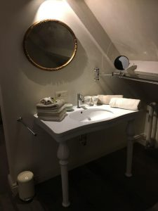 Cute little B&B inside the historic town of Ypres, Belgium. Fields of Gold is truly a retreat.