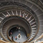 A wonderful guided tour of the vatican museums with the kids was more than we expected