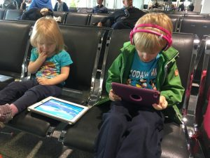 There comes a time when long-haul flight with kids is unavoidable. The solo-parenting flights can be the most stressful; this too shall pass
