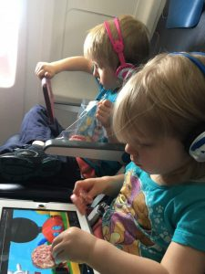 booking long haul flights through KLM with children can be a real chore when ever single agent has a different opinion of their policy.