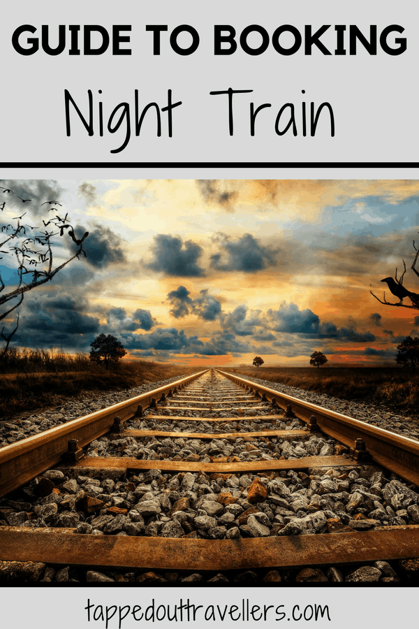 How to book and travel the night train with kids throughout Europe