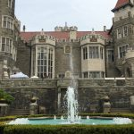 Casa Loma is one of Canada's few 'castles' and her unique style has made her even more popular for filming locations and as a tourist destination