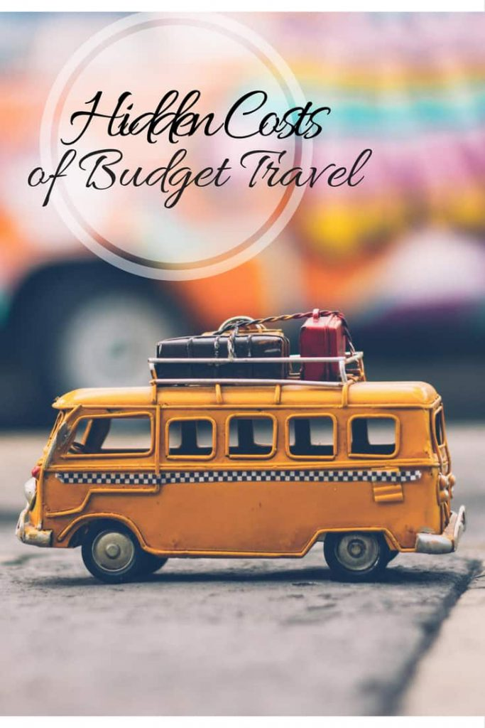 What is opportunity cost when we talk about budget travel? There are a myriad of hidden costs to budget travel and your time is one of them.