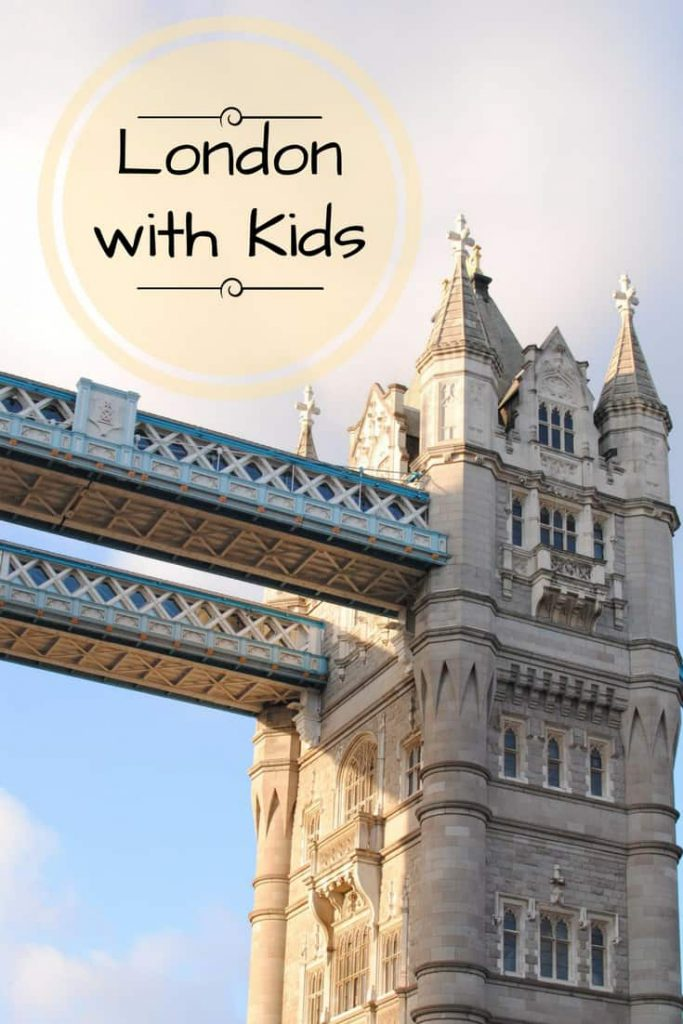 London in 6 days! On paper she can seem overwhelming, but follow this itinerary to get the best chance at a peaceful vacation with the kids.