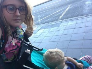 Traveling with Chronic Pain would normally stop one in their tracks but this family shows you how to travel with kids and manage the pain.
