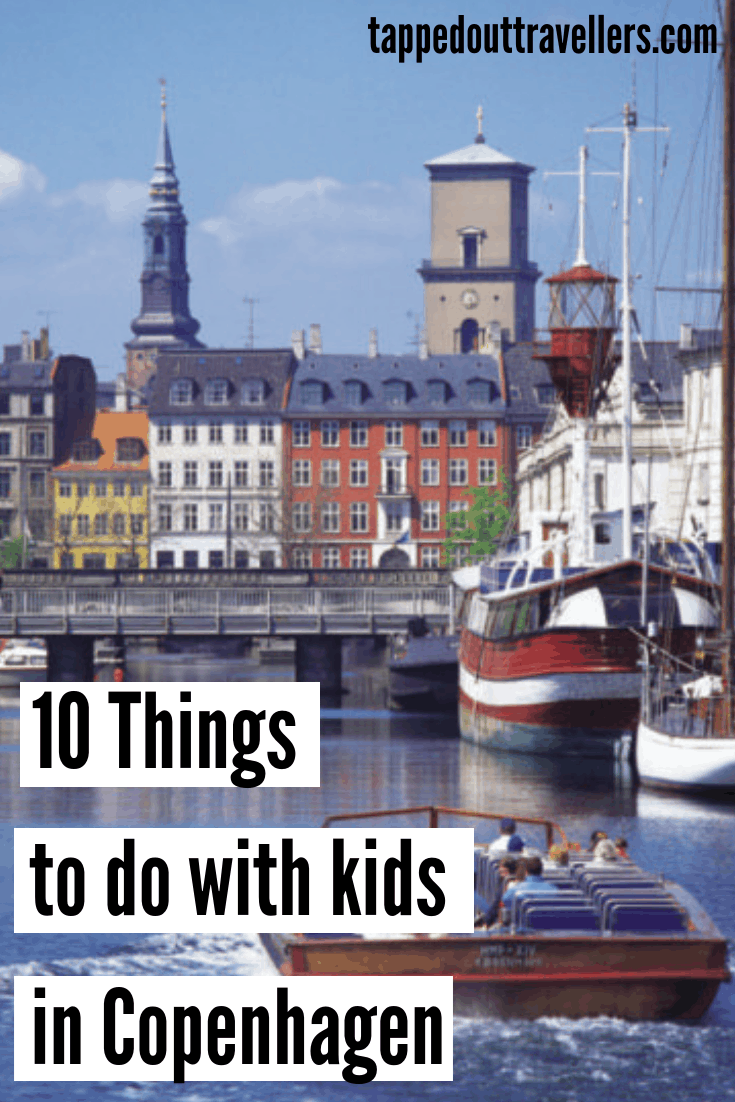 Top 12 things to do in Copenhagen with kids | Denmark with kids