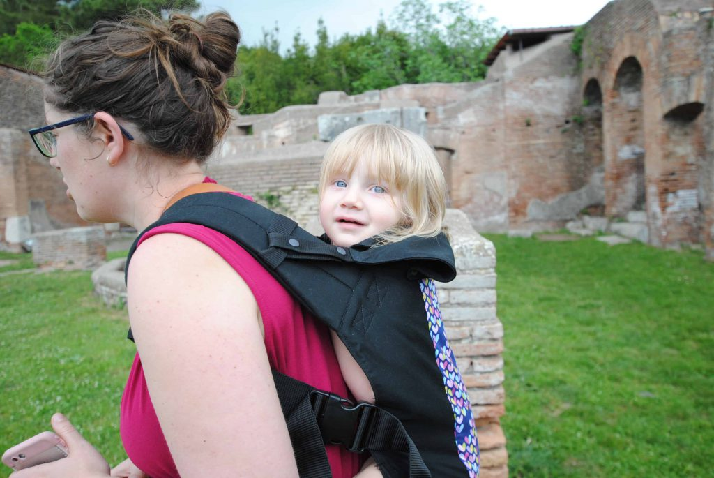 Toughest Things About Traveling in Europe with Kids