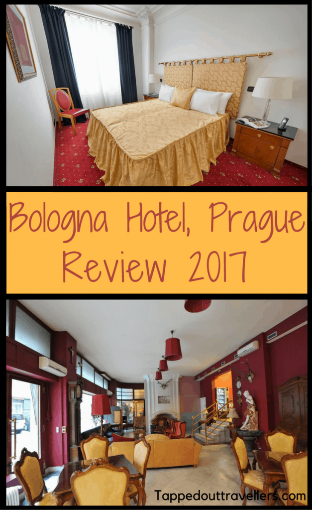 At the heart of Prague, lays the Residence Bologna. A centrally located, family-friendly, and budget-friendly hotel. This is our review of an incredible hotel in Prague. #familyhotel #praguehotel