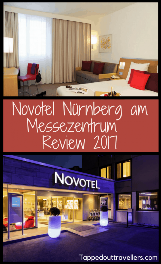Novotel Nuremberg am Messezentrum is a great hotel for day tripping and local touring. Everything is easily accessible by transit and the hotel itself is just close enough to the highway to avoid all the nasty city driving that comes with big cities.