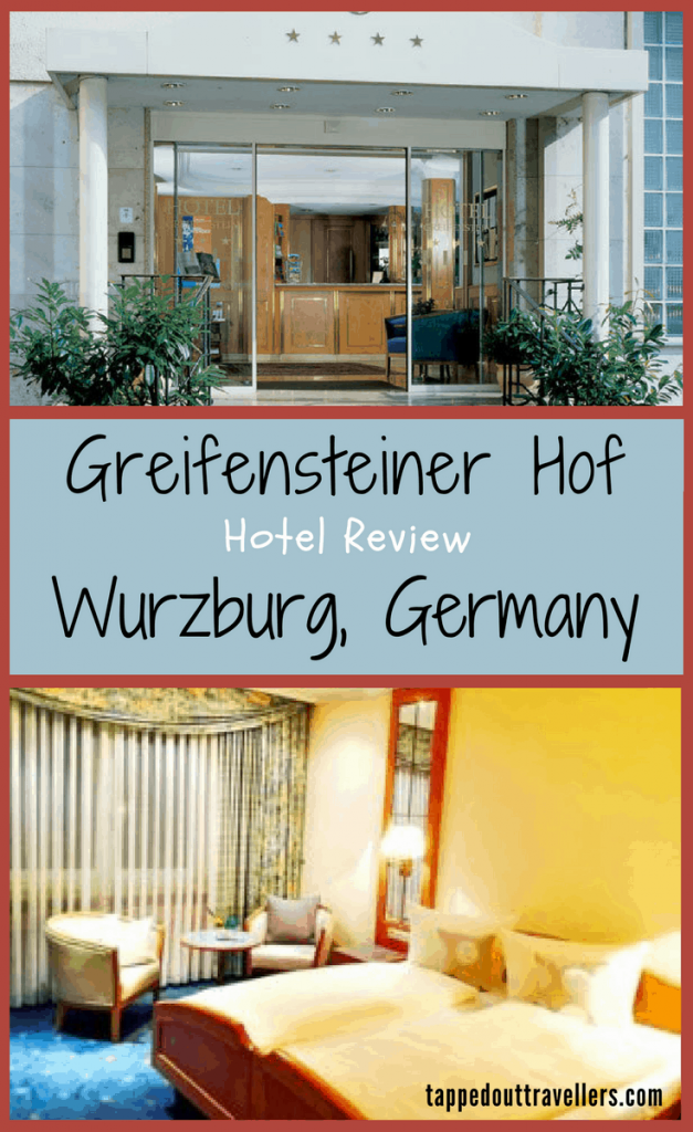 Wurzburg hotel review. Family friendly hotel option in Wurzburg Germany. Greifensteiner Hof