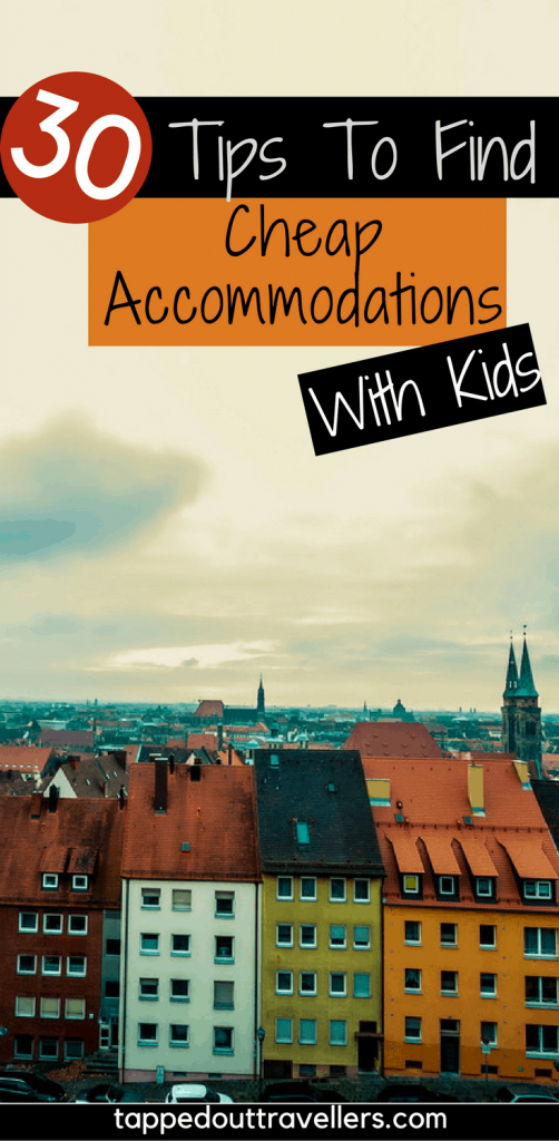 How to find and book cheap accommodations. Whether you are alone or with your family, you don't want to pay more than you need to. Find 30 tips to get the best value hotel possible.