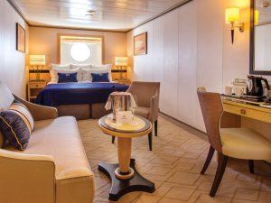 Britannia Club. Oceanview Stateroom