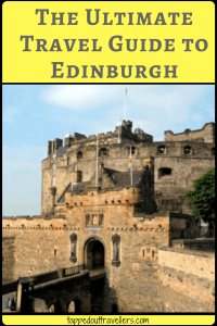 City Guide - Edinburgh a guide for first timers. What to do and where to eat and stay in Edinburgh Scotland.