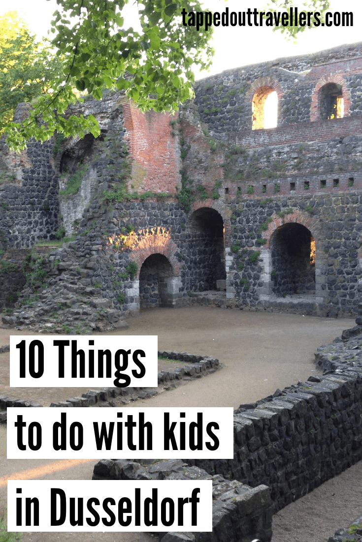 10 things to do in dusseldorf with kids