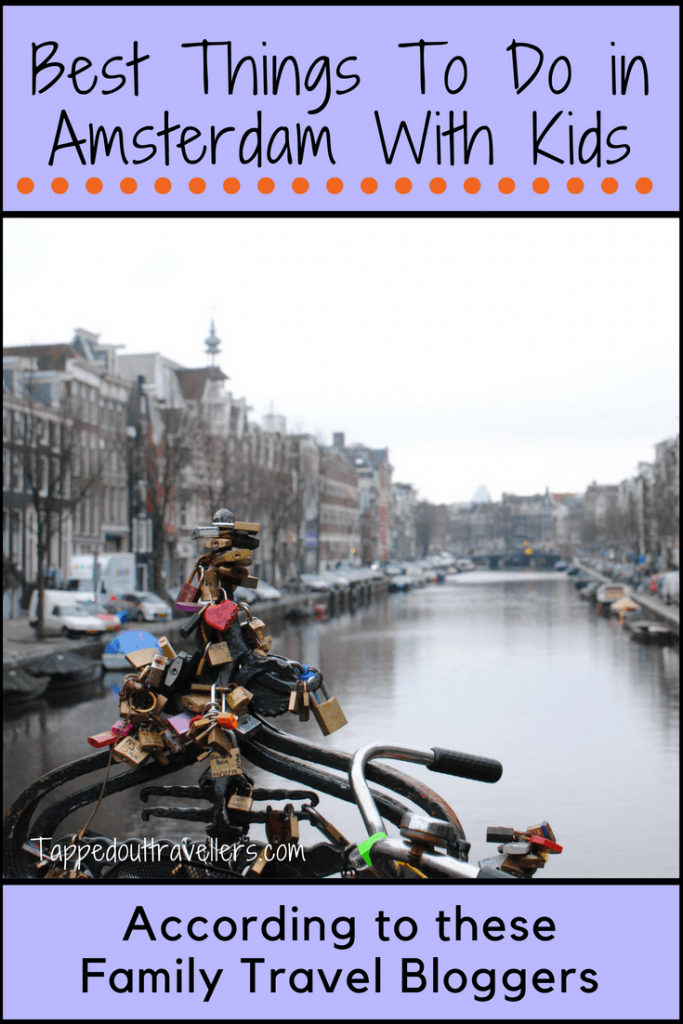 Wondering where to eat in Amsterdam with the family? Here are 10 of the best kid-friendly restaurants in Amsterdam   Family Travel / Things to do in Amsterdam / Where to Eat in Amsterdam / Dutch Foods to Try / Netherlands Travel / Travel with Kids #familytravel #travelwithkids