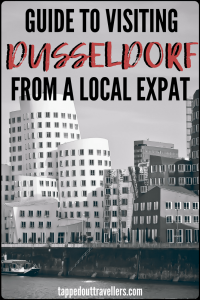 Locals guide to all things to see and do in Dusseldorf Germany