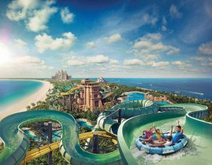 10 fun things to do in Dubai. Find ideas for activities. United Arab Emirates, outdoor activities, top 10 things to experience in Dubai. #dubai #uae #dubaiwithkids #familyvacation #cityguide #familytravel #traveltips #waterparks