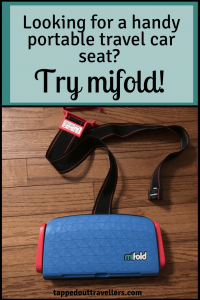 Wondering which travel car seat to bring on vacation? Car seat safety is just as important on vacation as it is at home. Here is our top choice for the most lightweight portable car seats for kids.