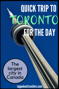 As the capitol of Ontario, Toronto is a fantastic place to visit with kids. Here is a short list of great activities to accomplish on a quick day trip to Toronto. #canada #toronto #ontario #daytripwithkids #travelwithkids