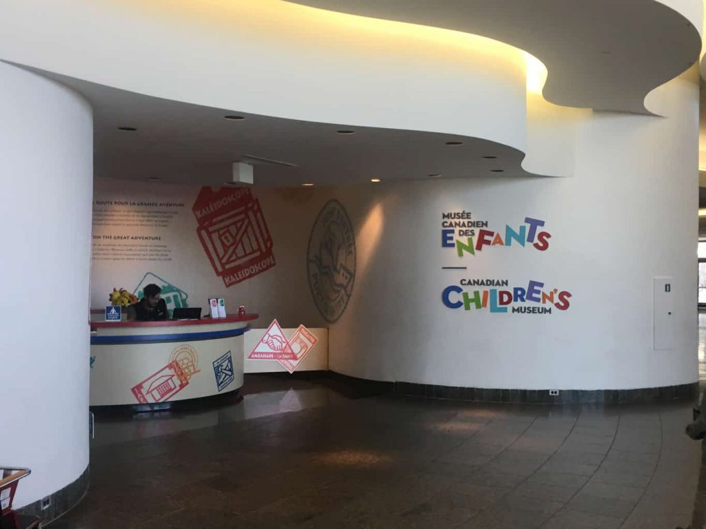 Canadian Children's Museum, Canadian Museum of History